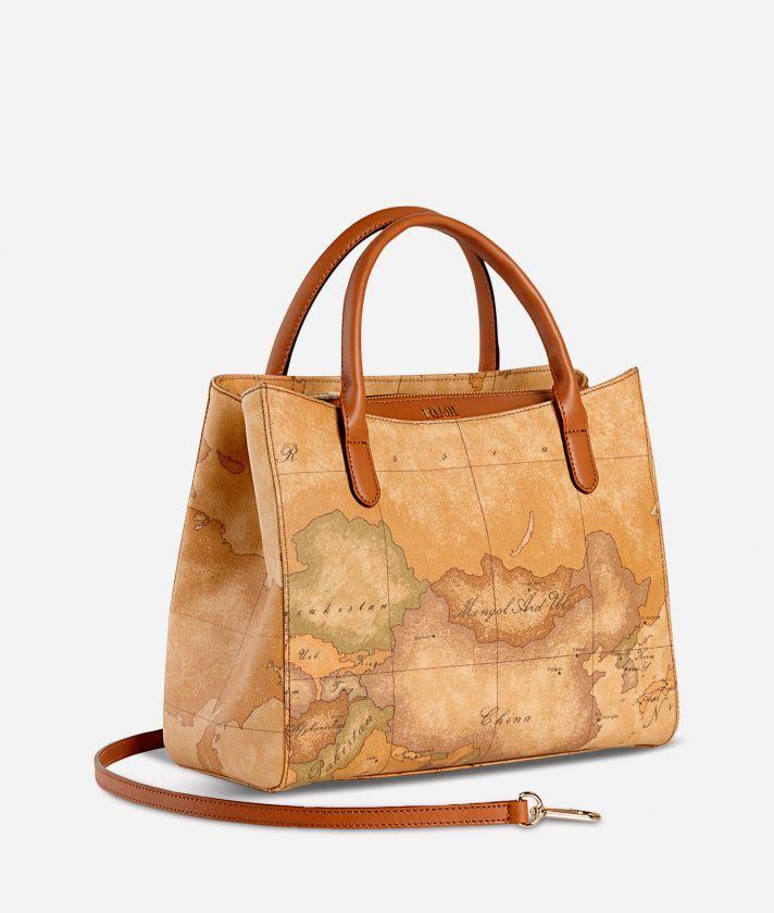 Geo Classic Small handbag with strap