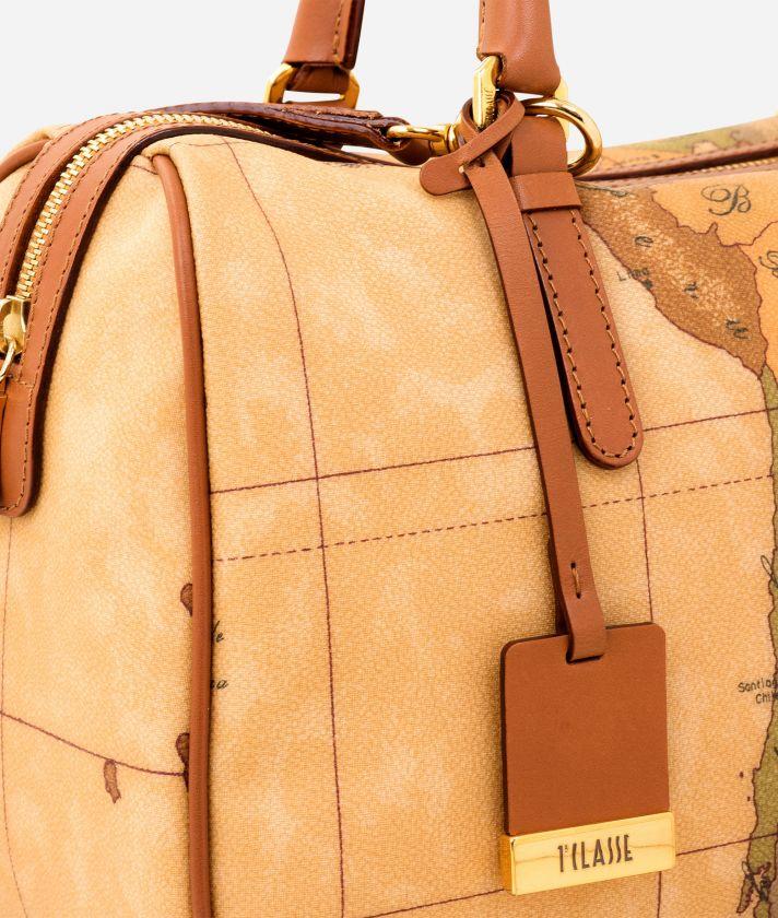 Geo Classic Large Boston bag