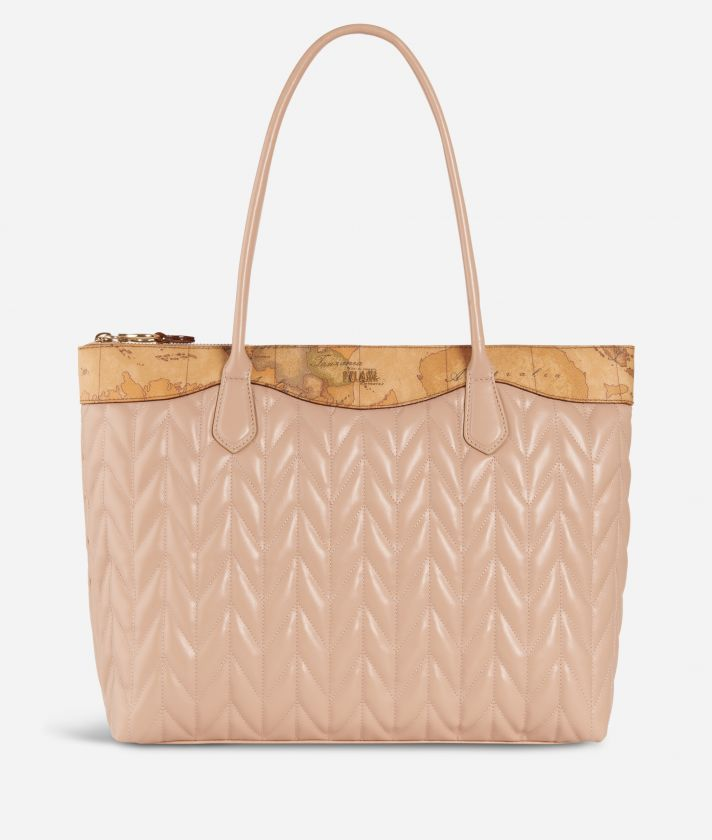 Moonlight Shopping bag Nude